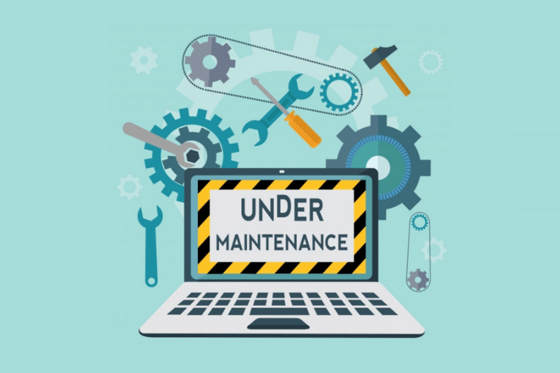 Scheduled Maintenance: October 19th to October 20th – Online & Mobile Banking, and UKRFCU Debit Cards