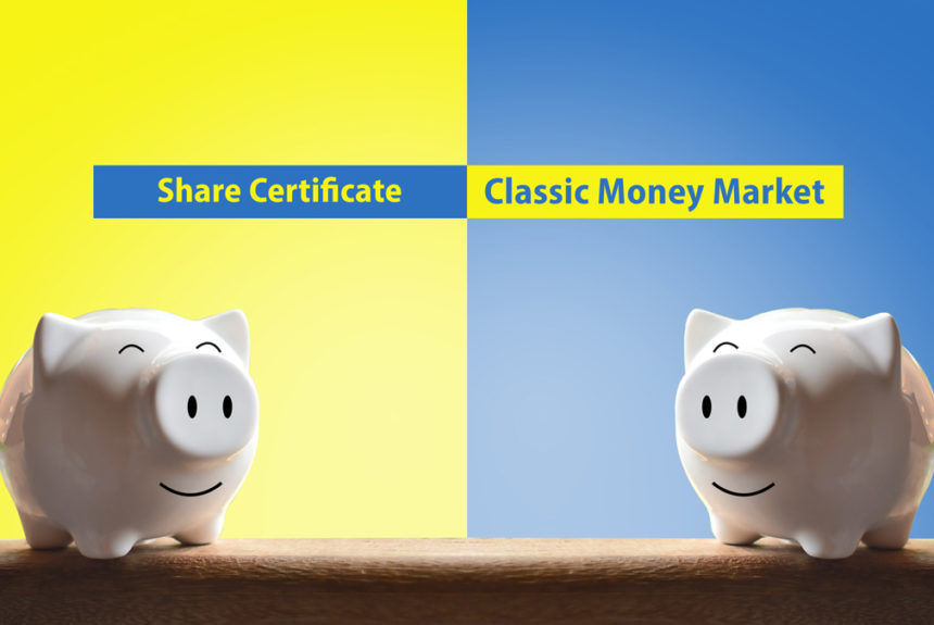 Share Certificates vs. Money Markets