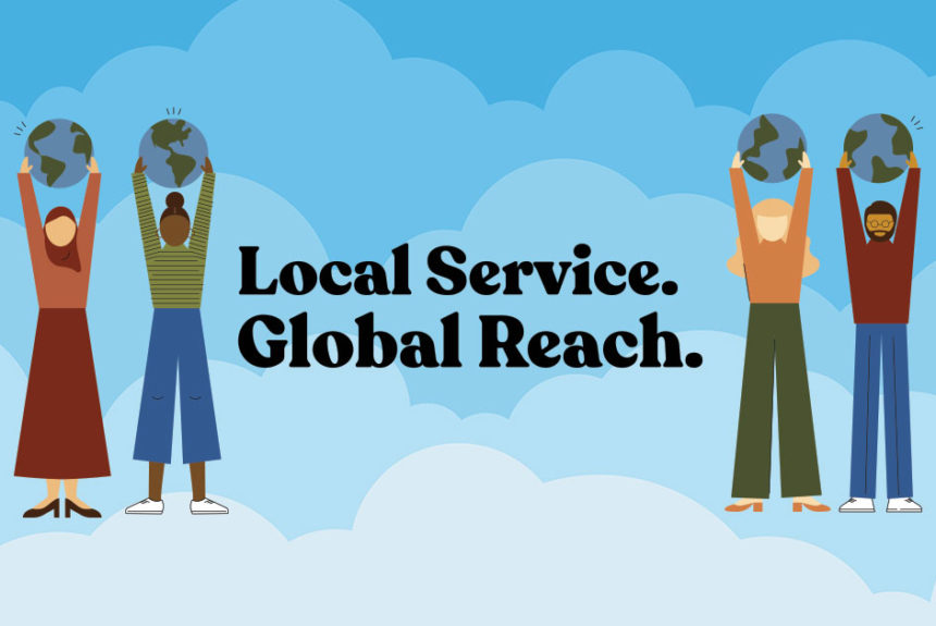 International Credit Union Day® 2019: Local service. Global reach.