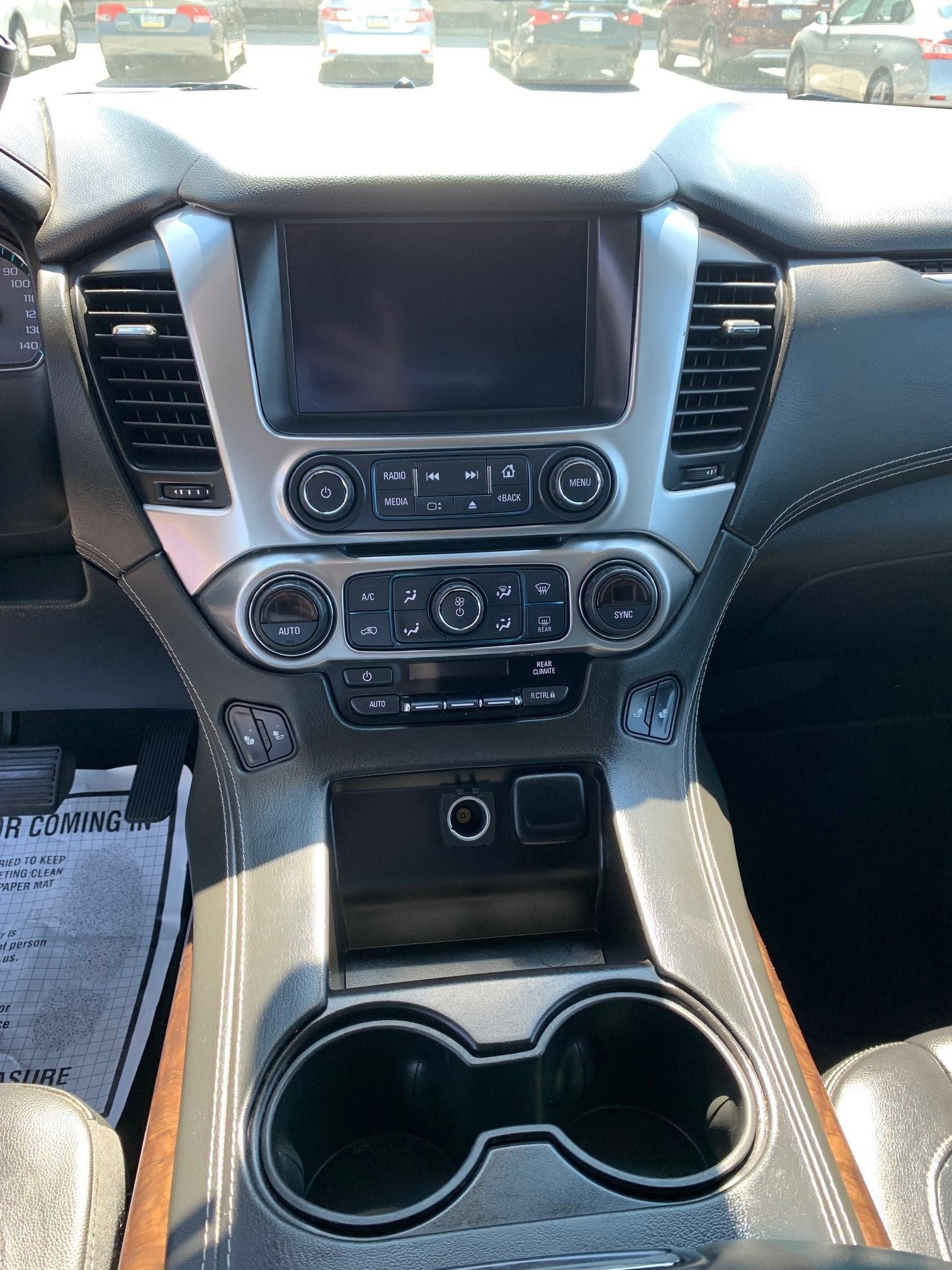 car entertainment center