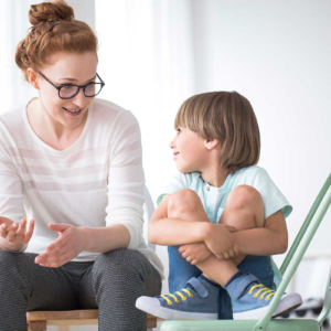 Talking to Kids about your Finances